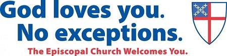 Episcopal Shield - God Loves You - WordPress