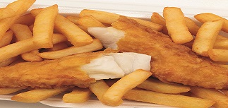 Fish and Chips Dinner
